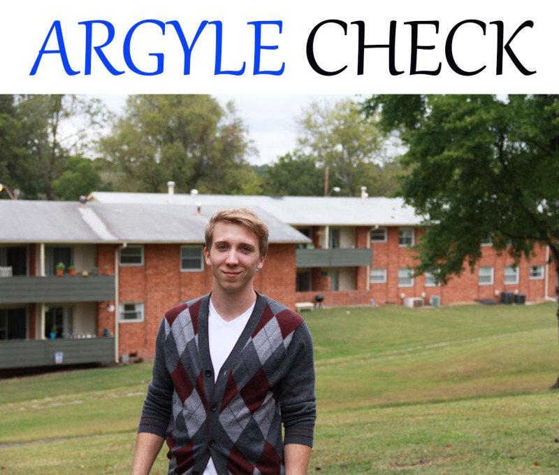 ARGYLE CHECK